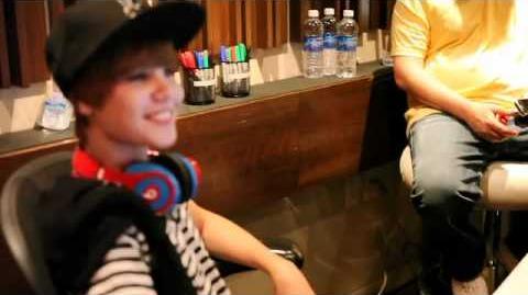 Justin Bieber Talks JustBeats Headphones, Dr