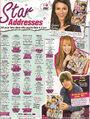M magazine January February 2010 star addresses