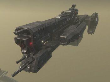 The Star Cruiser