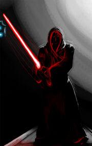 Dark Jedi by DoctorOrpheus