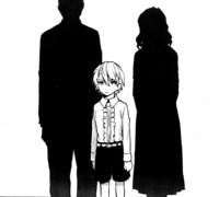 Sukuna and his parents