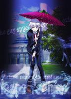 Yashiro Isana (official artwork scan)