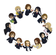 K-ON Food Chain