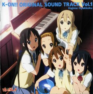 K-On Original Soundtrack Vol.1