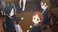 Akane, mika and eri movie