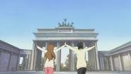 Yui's parents in Berlin
