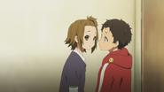 Satoshi and Ritsu movie