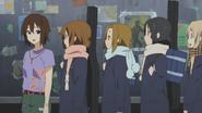 Kawakami guiding HTT around