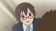 Nodoka scolding Yui 2