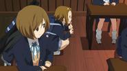 Ritsu and Shizuka