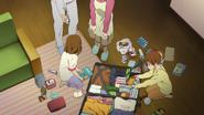 Hirasawa family packing