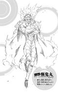 Zankimaru's new form