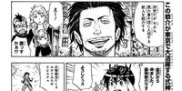Kagamigami x Black Clover