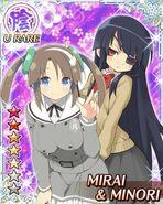 Mirai and Minori3