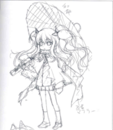 Yagyu Concept Art (Prototype) 1