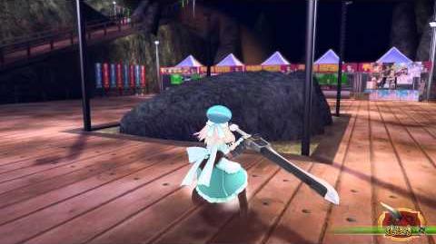 PS4 60FPS『閃乱カグラ ESTIVAL VERSUS -少女達の選択-』Yomi gameplay(All Ninpos)