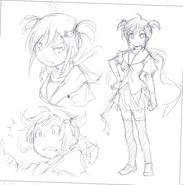 Asuka Concept (Prototype) 1
