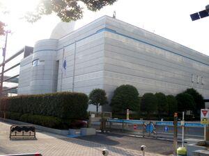 Wowow broadcasting center tatsumi koto