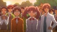 Seika studentss