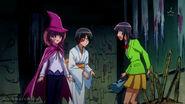 Surprising costumes