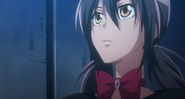 Misaki as a witch
