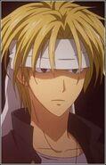 Gouki aratake nervous