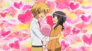 Misaki and Takumi on Love quest