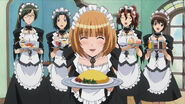 Maid girls