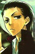 Ryuunosuke in the manga