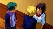 Kuga Confronting Misaki