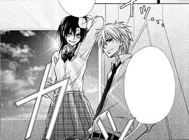 File:Misaki says she will punish Kanou.jpg