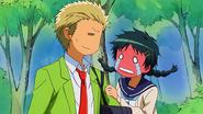 Shirokawa grabbed by Yukimura