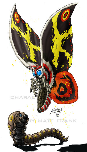 Mothra Neo