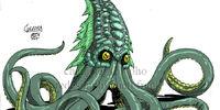 Godzilla Neo: Gezora