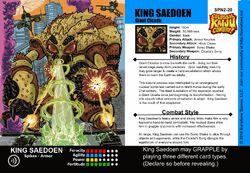 King Saedon