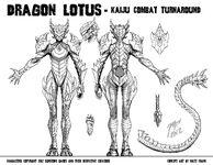 Ortho-dragonlotus