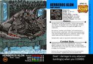 Kerberous Klon