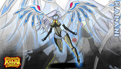 Kalani the dragon empress by necro titan-d6lb9aa9