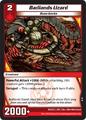 Badlands Lizard (3RIS)