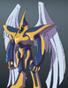 Alcadeus, Winged Justice