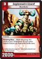 Legionnaire Lizard (3RIS)