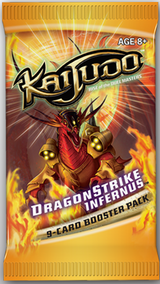 DragonStrike Infernus booster pack