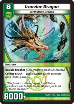 Ironvine Dragon (7CLA)