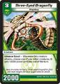 Three-Eyed Dragonfly (3RIS)