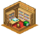 Library (High Sea Saga)