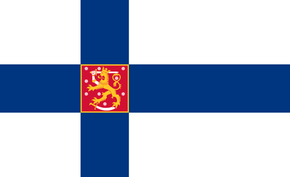 Flag of Finland (State)
