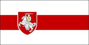 White ruthenia flag