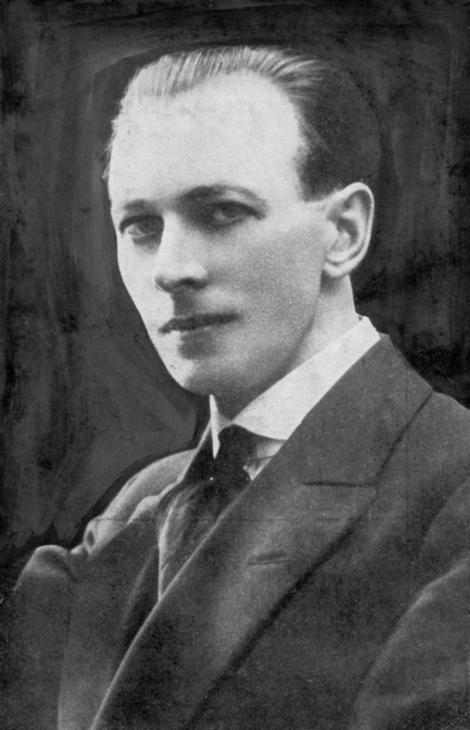 Portrait Sweden Albert Jensen