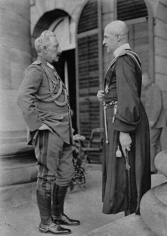 File:Hetman Skoropadsky and Kaiser Wilhelm.jpg