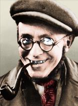 Portrait Poland Karl Radek